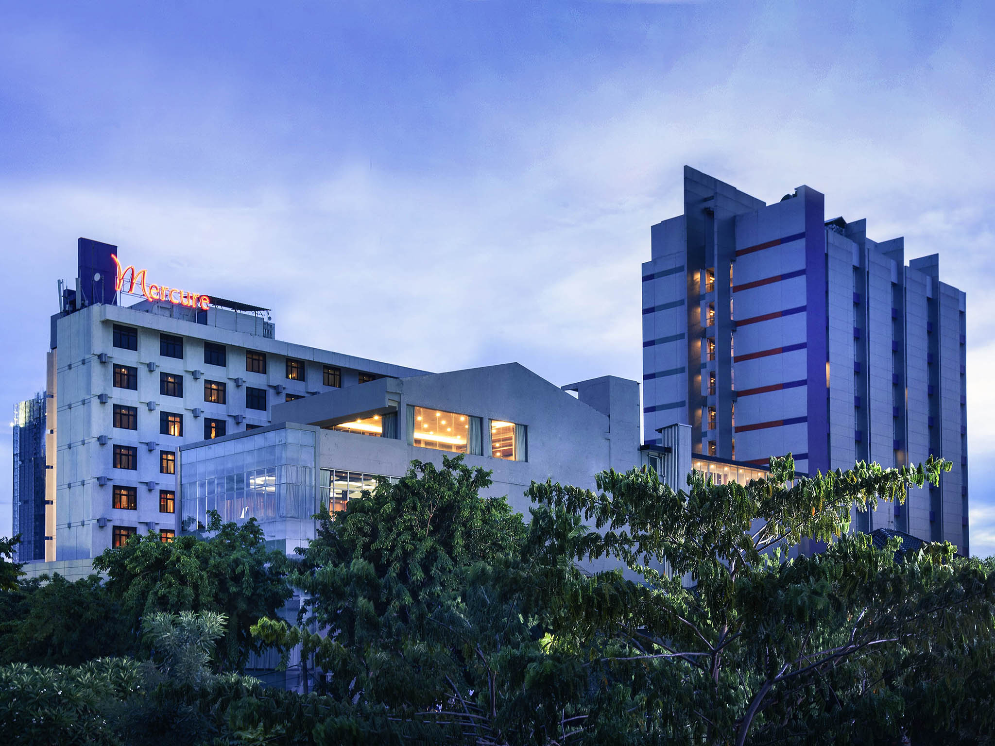 Hotel Surabaya Mercure Citra Raya Kota