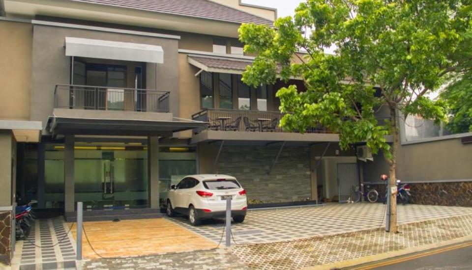 Kana Citra Guesthouse Surabaya Booking Cek Info Hotel Tampilan Luar