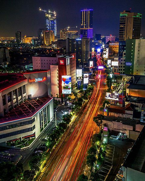 Kota Surabaya Wikipedia Bahasa Indonesia Ensiklopedia Bebas Kawasan Pusat Tugu
