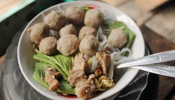 Mie Ayam Bakso Citra Raya Surabaya Foody Id Kota