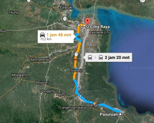 Pesona Keindahan Wisata Citra Raya Surabaya Daftar Tempat Demikianlah Sedikit