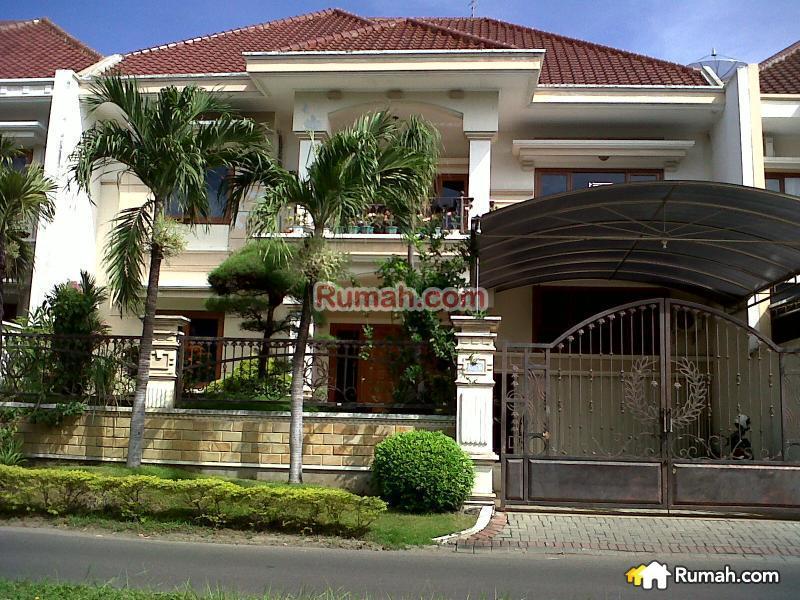 Rumah Mewah Jalan Raya Perumahan Citraland 17203898 Citra Surabaya Kota