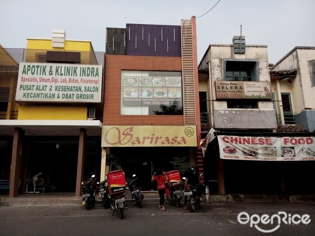 Sari Rasa Halal Stand Kios Tangerang Jakarta Openrice Indonesia Citra