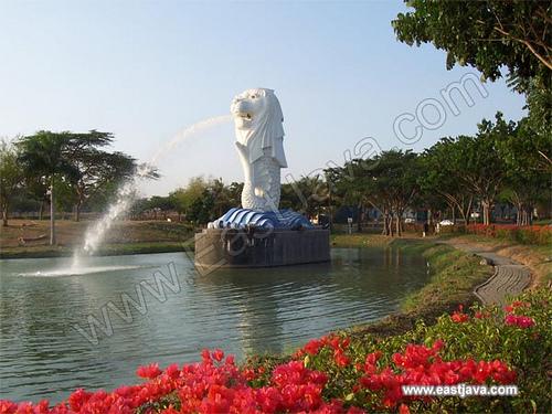 Singapore Surabaya East Java Indonesia Tropical Citra Raya Kota