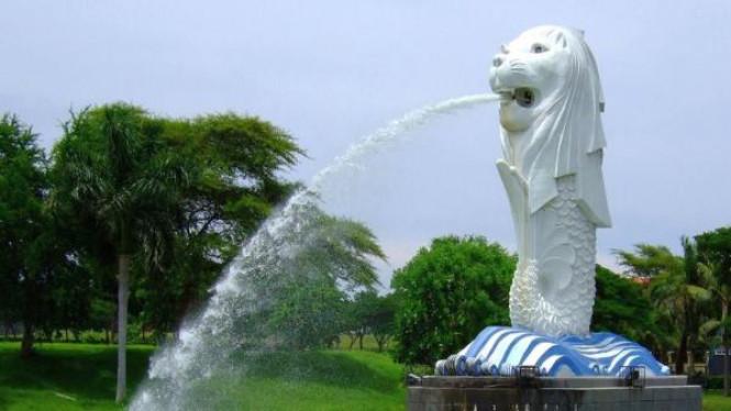 Singapura Surabaya Laris Manis Viva Image Title Photo Www Wikimedia