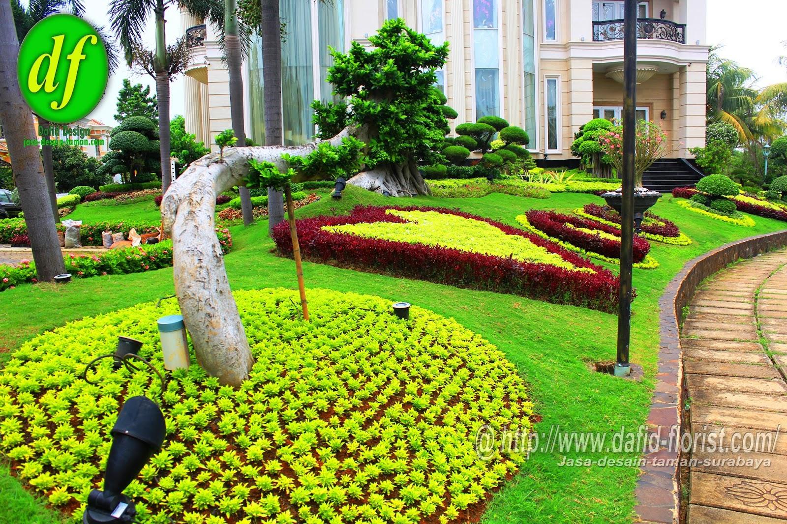 Tukang Taman Surabaya Jasa Pembuatan Dafid Florist Sebagai Mitra Pengembang