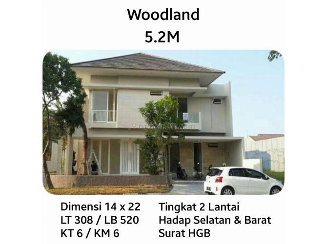 Woodland Citraland Kecamatan Sambikerep Kota Surabaya Jawa Timur Citra Raya