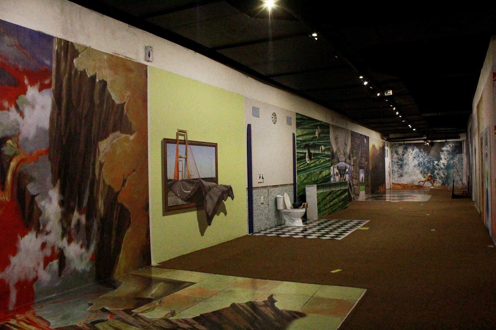 Conecmall Official Blog De Mata Trick Eye Museum Sebelumnya Berlokasi