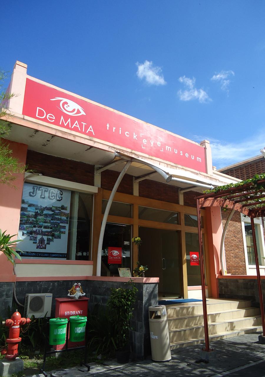 De Mata Trick Eye Museum 3d Yogyakarta Enjoy Afternoon Kota