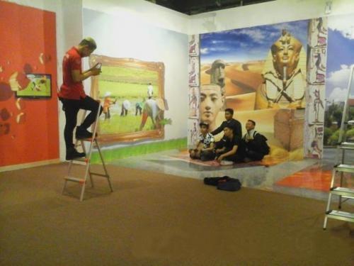 Harga Tiket Masuk De Mata Trick Eye Museum Surabaya Jam