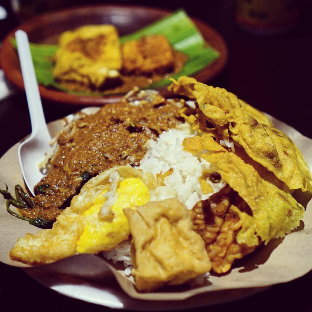 Food Junction Grand Pakuwon Surabaya Rek Nasi Pecel Kota