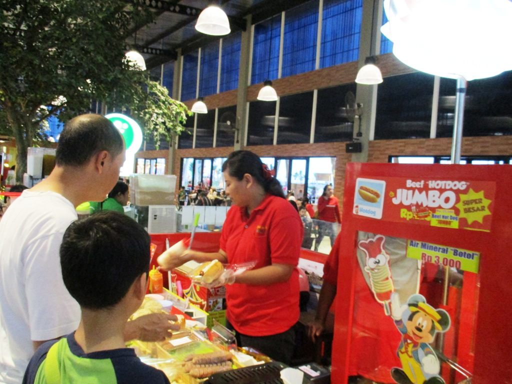 Rasa Lembang Terhampar Food Junction Grand Pakuwon Surabaya Tips Buat