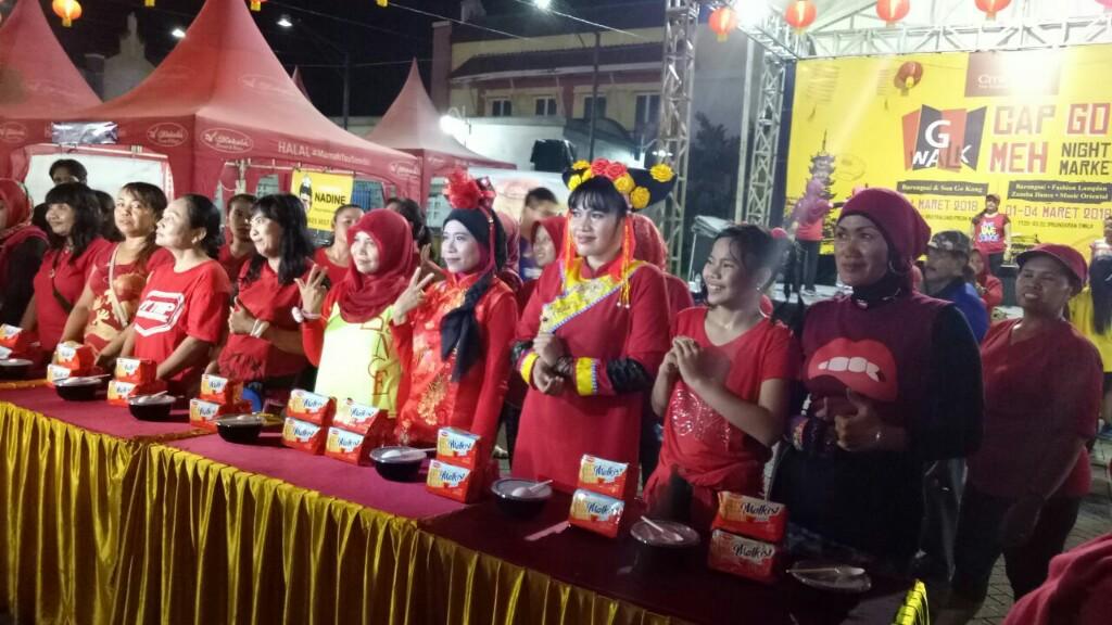 Kokola Halal Gelar Festival Cap Meh Walk Citraland Surabaya Kabargress