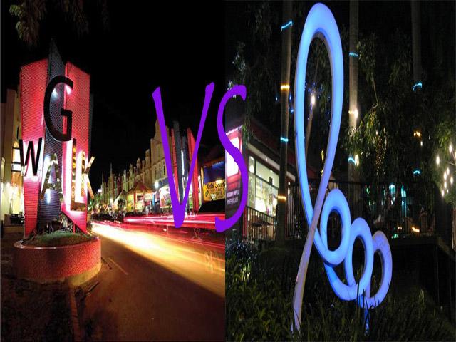 Malam Minggu Surabaya Antara Loop Gwalk 1001wisata Sebagai Kota Metropollitan