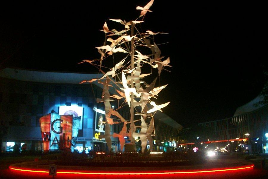 Night Market Ala Surabaya Coba Datang Gwalk Walk Kota