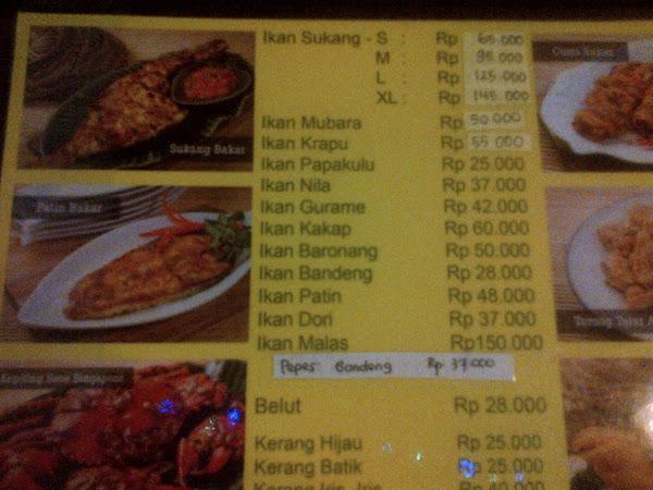 Restoran Alam Laut Walk Surabaya Bikin Nagih Diarysivika Food Kota