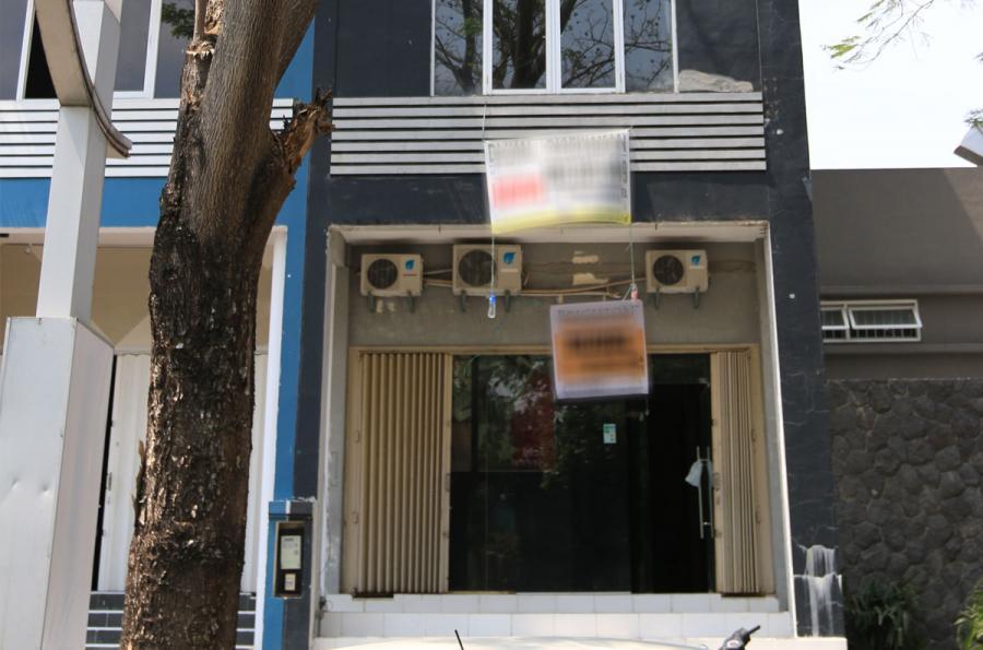 Ruko Dijual 3 Lantai Walk Citraland Blok 12 Kota Surabaya