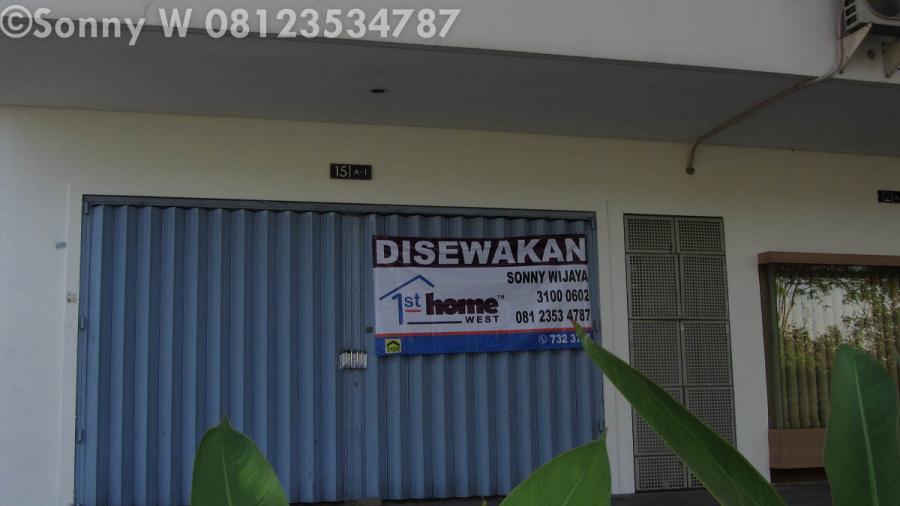 Ruko Disewakan Walk A1 1 Jpg Size 44 Kota Surabaya