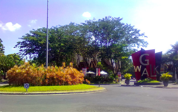 Walk Citraland Surabaya Kota