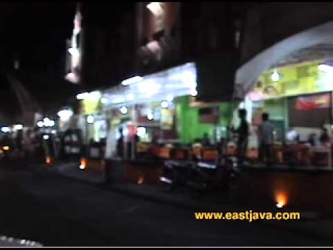 Walk Culinary Tourism Surabaya East Java Youtube Kota