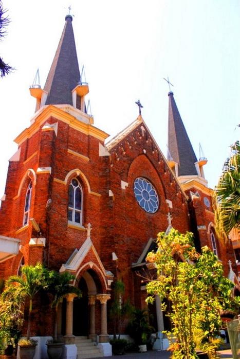 244 0 Jpg Gereja Perawan Maria Tak Berdosa Kota Surabaya