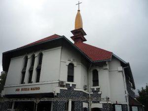30 Gereja Terbesar Indonesia Lengkap Benar Tuhan Yesus Katedral Santa