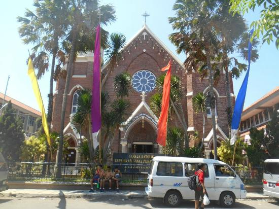 Cultural Tour East Java Travel Guide Tripadvisor Gereja Santa Perawan