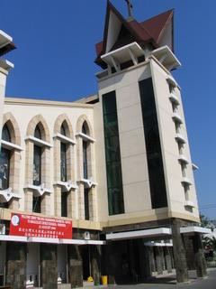 Gereja Santa Maria Tak Bercela Surabaya Wikipedia Bahasa Perawan Berdosa