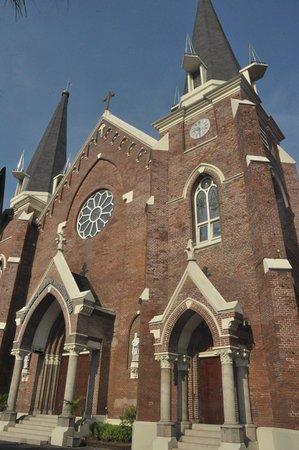 Gereja Santa Perawan Maria Surabaya Tripadvisor Certificate Excellence Accommodations Attractions