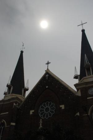 Gereja Santa Perawan Maria Surabaya Tripadvisor Tak Berdosa Kota