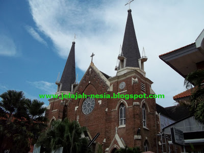 Jelajah Nesia 2 Berwisata Religi Gereja Kuno Unik Sabtu 14