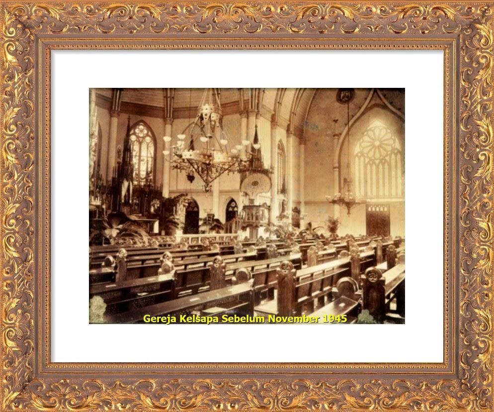 Melodi Kasih Tuhan Gereja Katolik Kelahiran Santa Perawan Maria 1900