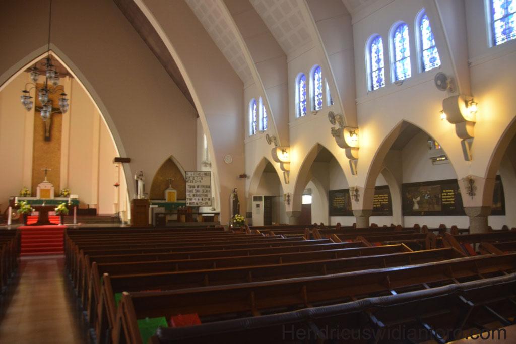 Perjalanan Rohani Bagian 2 Menengok Gereja Ijen Katedral Malang Awalnya