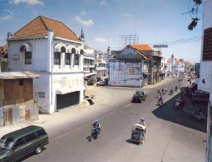 Ahli Transportasi Kota Penataan Rasanrasan Jalan Kembang Jepun 1984 Surabaya