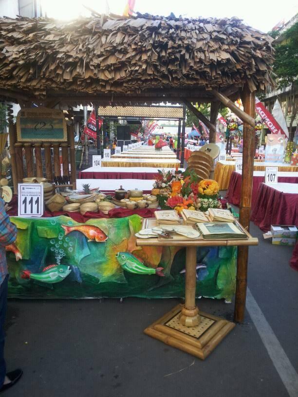 Festival Rujak Ulek Surabaya 723 Clesec Sbs Digelar Kya Jalan