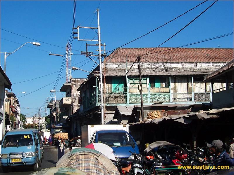 Galeri Foto Jalan Kembang Jepun Surabaya Pusat Kota