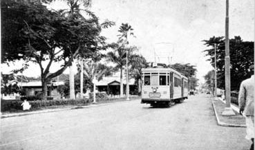 Jalan Kembang Jepun 1930 Difoto Gedung Internatio Jembatan Merah Kota