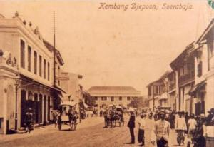 Jalan Kembang Jepun Jl 01 Surabaya Tempo Doloe 02 Kota