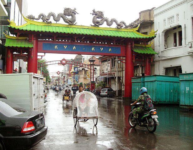 Kya Chinatown Surabaya Cush Travel Blog Jalan Kembang Jepun Kota