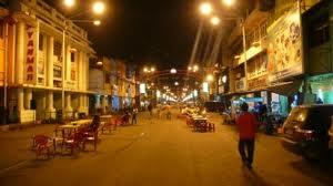 Kya Kembang Jepun Surabaya 1001wisata Jalan Dahulunya Bernama Handelstraat Tumbuh