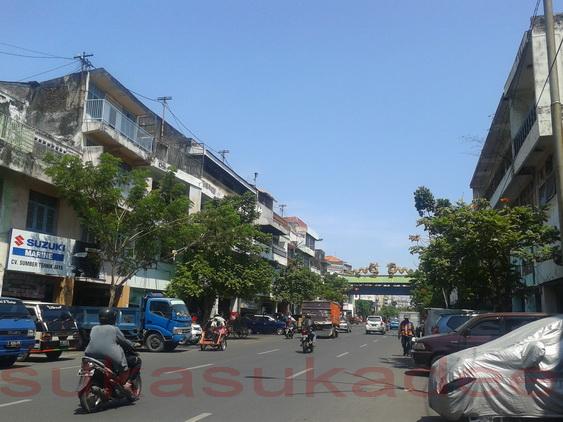 Mampir Daerah Pecinan Surabaya Suka Dee Jl Kembang Jepun Jalan