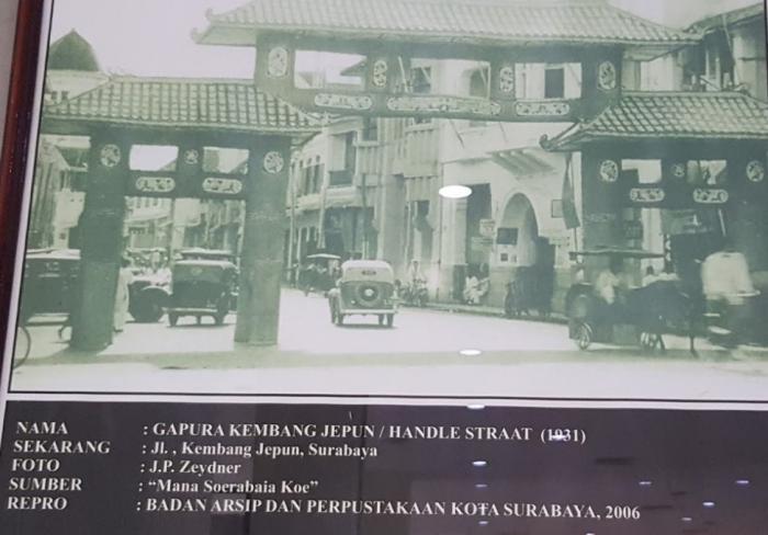 Museum Surabaya Menempati Gedung Bersejarah Oleh Daniel Sebuah Foto Kawasan