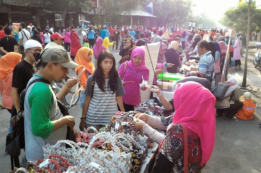 Surabaya Id Wadahi Promosi Umkm Pemkot Gelar Festival Makanan Rakyat