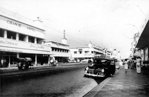 Arsitektur Surabaya Hidupkan Kembali Jalan Tunjungan 1920 Foto Istimewa Kota