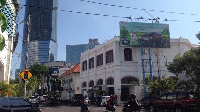 Guna Hidupkan Perekonomian Jl Tunjungan Peneliti Arsitektur Kota Saran Jalan