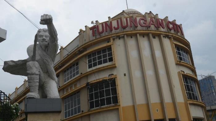 Jaga Cagar Budaya Pemkot Surabaya Bikin Jalan Tunjungan Serasa Zaman