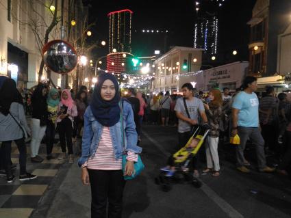Jalan Tunjungan Suasana Vintage Pusat Kota Surabaya Rizki P 20160727