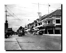 Jalan Tunjungan Wikipedia Bahasa Indonesia Ensiklopedia Bebas Foto 2 Pertokoan