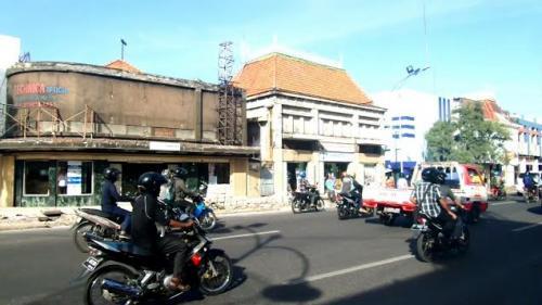Kawasan Jalan Tunjungan Surabaya Mulai Berubah Era 60 Kota