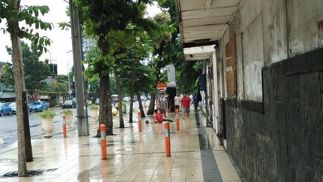 Menikmati Restorasi Jalan Tunjungan Sisa Keguyuban Dokumentasi Pribadi Kota Surabaya